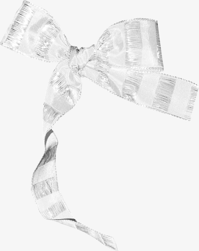 635x800 White Bow, Bow, White, Silk Png Image And Clipart For Free Download