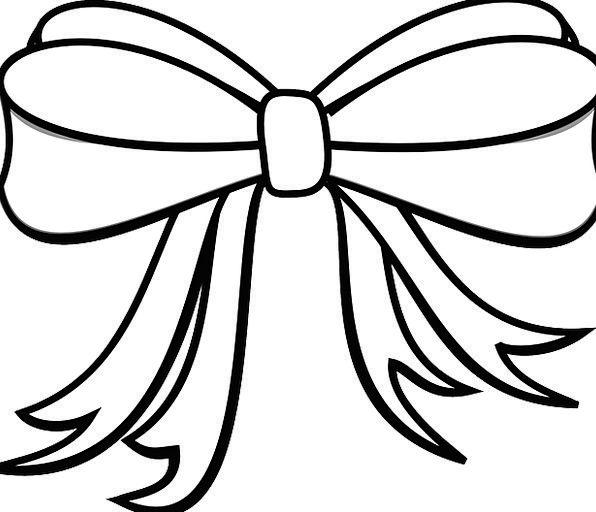 596x512 Bow, Crossbow, Band, Decoration, Beautification, Ribbon, Ornate