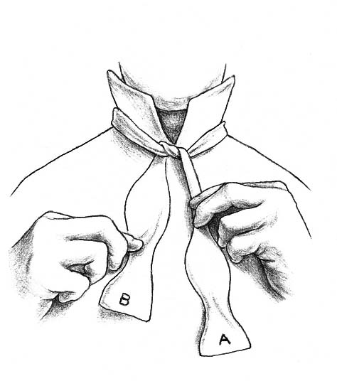 474x536 Peter James Field How To Tie A Bow Tie