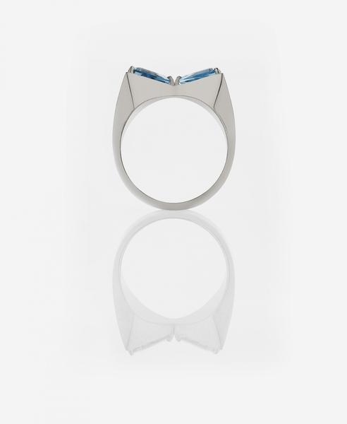 492x600 Bow Tie Ring Butchers Showcase Jewellers New Plymouth