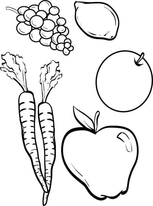 521x700 Fruits Coloring Sheet Fruit Coloring Skillful Design Bowl Of Fruit