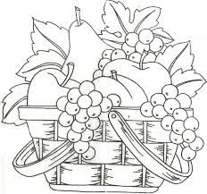232x217 Fruit Basket Art