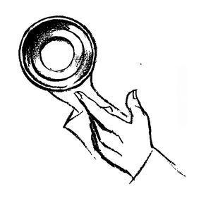 292x295 Chinese Rice Bowls(Magic Trick)