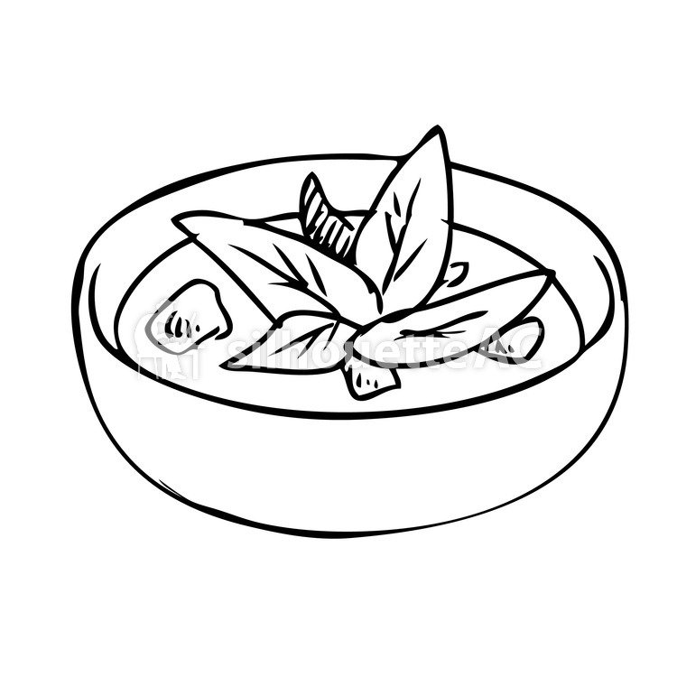 750x750 Free Vector Silhouettes Bowl, Rice, Icon, Ethnic, Ethnic Dishes