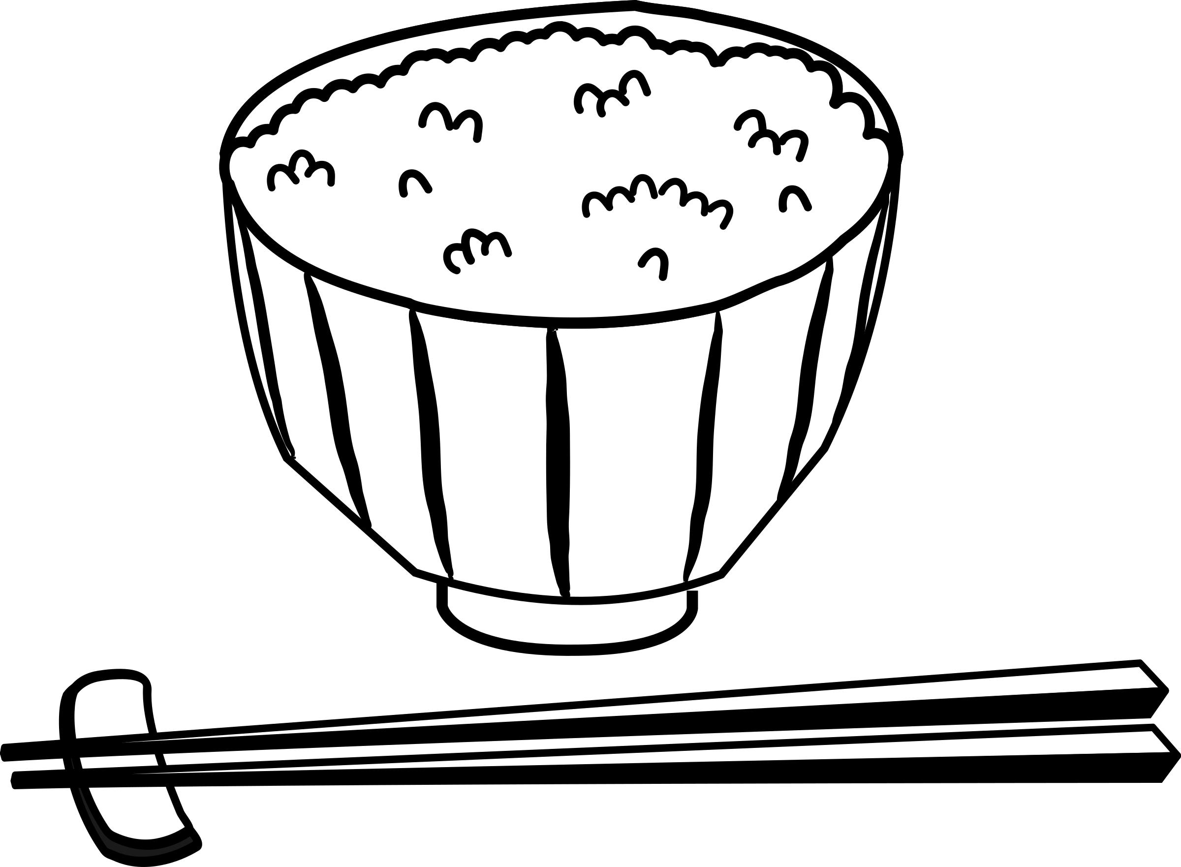 2400x1762 Japanese Rice Bowl Icons Png