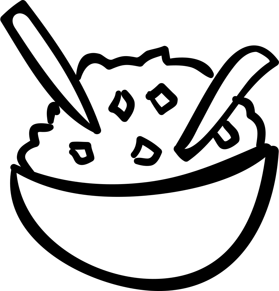 941x980 Rice Bowl Svg Png Icon Free Download ( 58781)