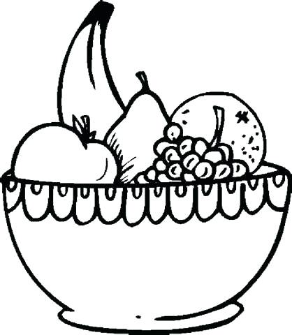 418x480 Black And White Bowl Bowl Of Fruit Black And White Bowling Ball