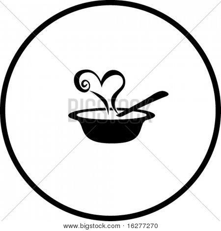 450x470 Soup Bowl Images, Illustrations, Vectors
