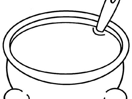 440x330 Soup Bowl Template White Instant Noodles Stock On Astounding