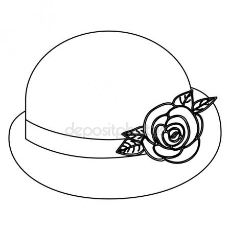 450x450 Champignon Hand Drawn Vector Illustration. Sketch Mushroom Draw