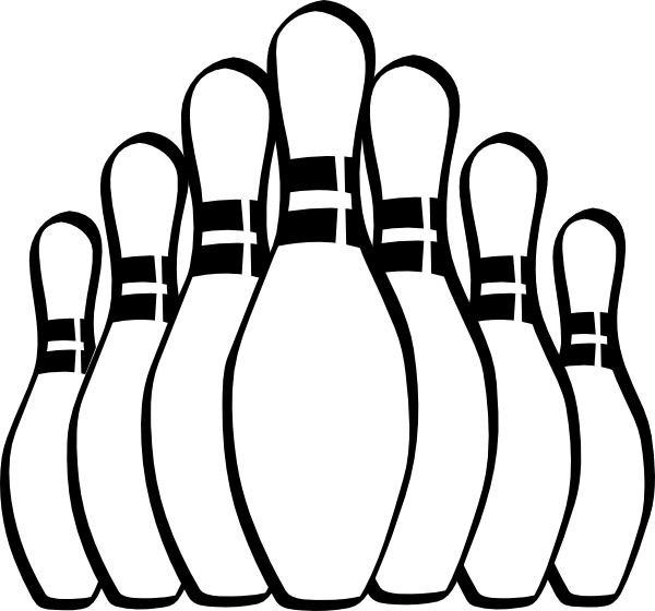 Bowling Drawing