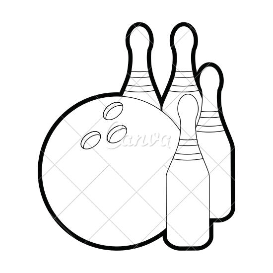 bowling pin drawing at getdrawings com free for personal use rh getdrawings com