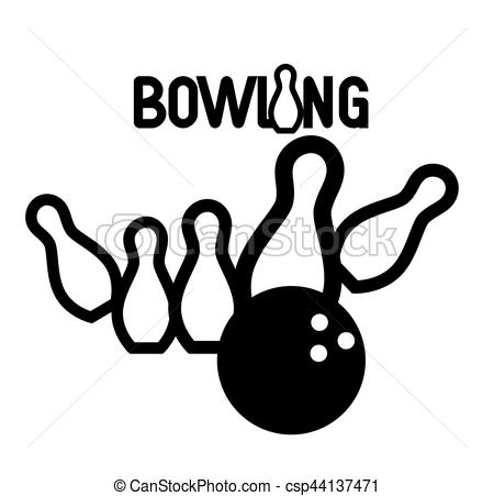 450x451 Strike Bowling Ball Pins Word Win Game Clip Art And Stock