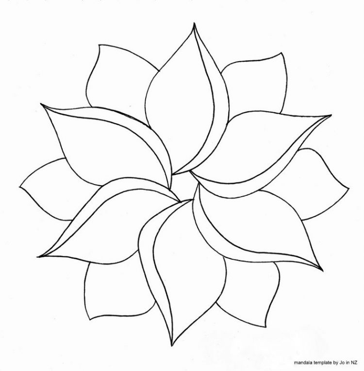 750x764 Drawing How To Draw A Cute Flower Step By Step Plus How To Make