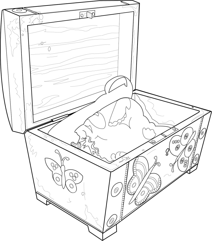 700x793 Illustrator Line Drawings By Kelsey Phelps