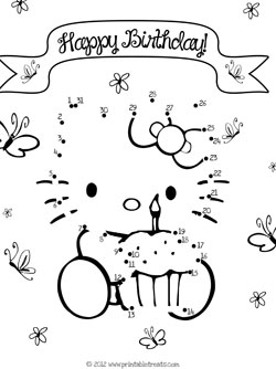 250x334 Instead, Do Hello Kitty Color By Numbers And Add A Box Of Crayons