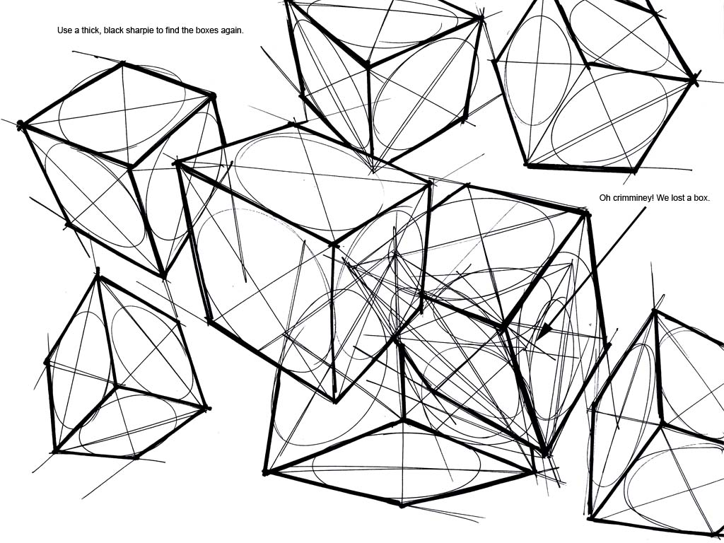 1024x768 Drawing Box Process World Of Sketch Sketches