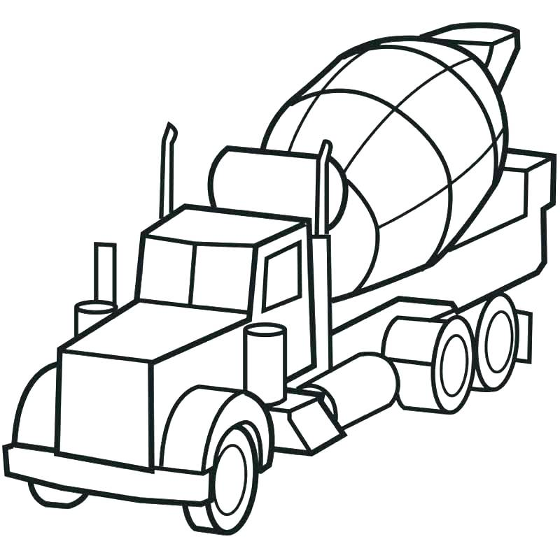 800x771 Printable Monster Truck Coloring Pages Truck Coloring Pages Free