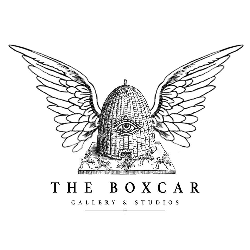 960x960 Beehive Logo For Boxcar Gallery Amp Studios In Provo, Utah Utah