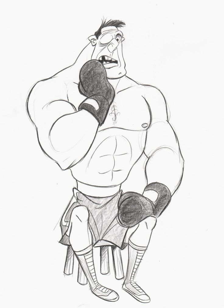 736x1010 94 Best Character Pose Boxing Images On Character