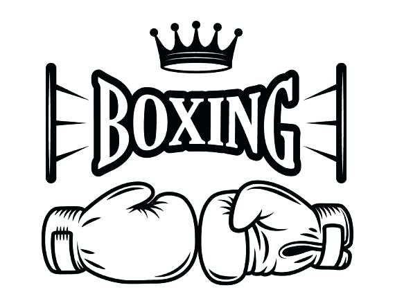 570x435 Boxing Gloves Coloring Pages Together With Boxing Gloves Coloring
