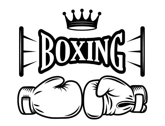 570x435 Boxing Logo 7 Fight Fighting Fighter MMA Mixed Martial Arts