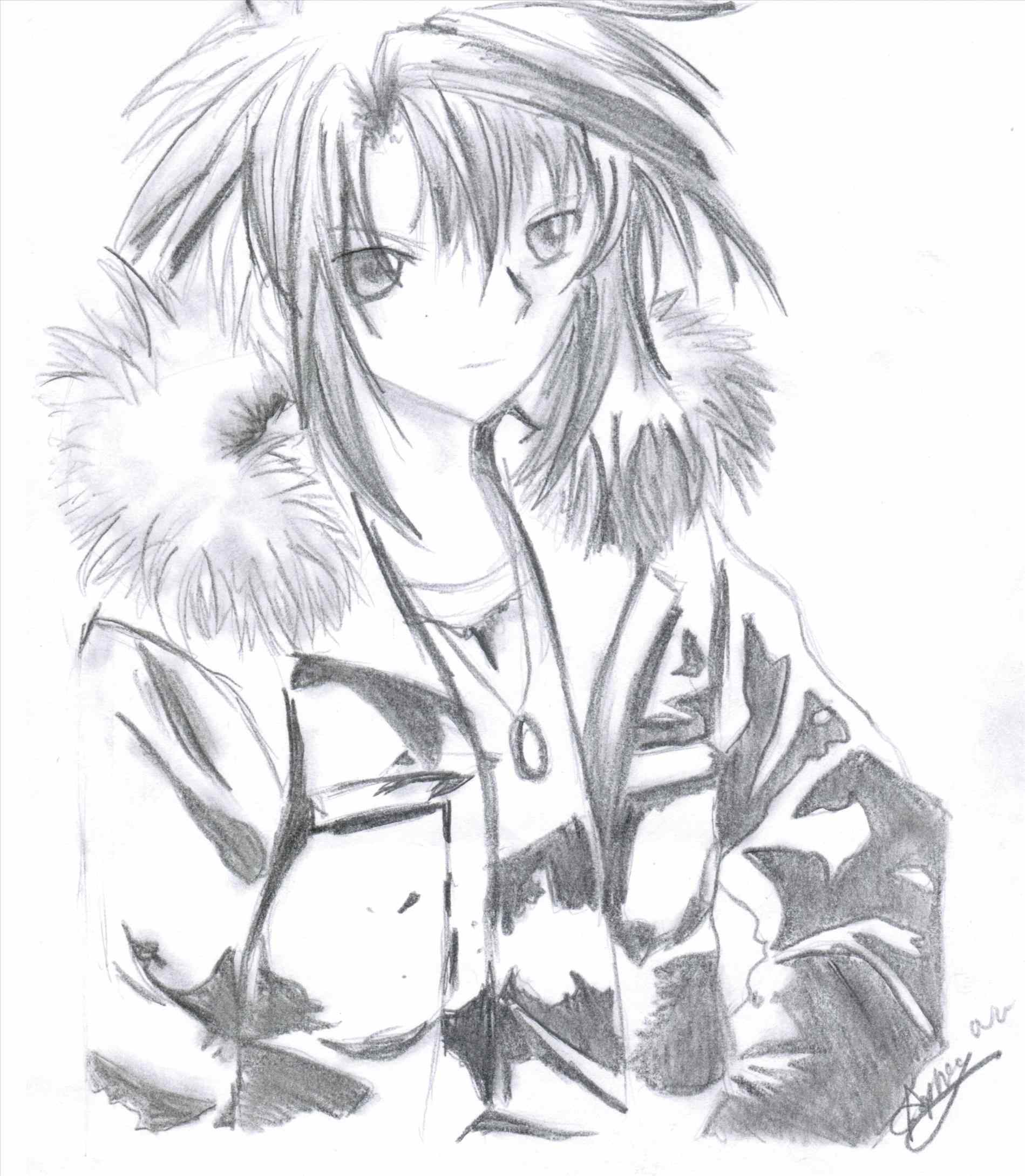 1899x2179 Pencil Girl Sketch Cute Cute Anime Boy Art Pencil And Girl Sketch