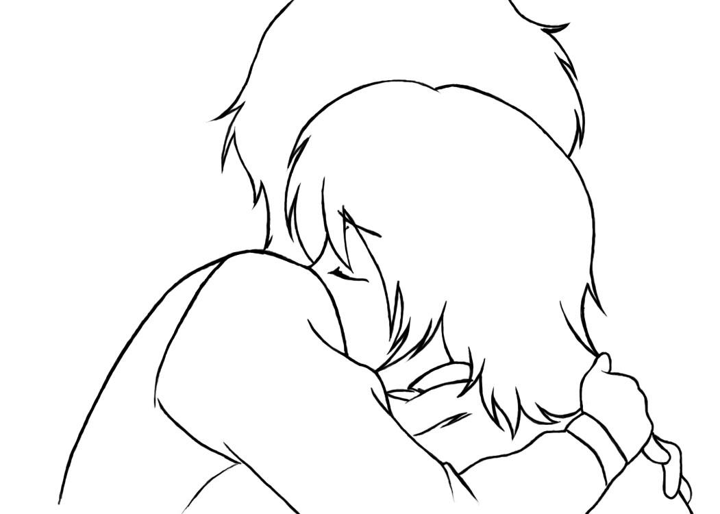 1051x750 Drawn hug hug day