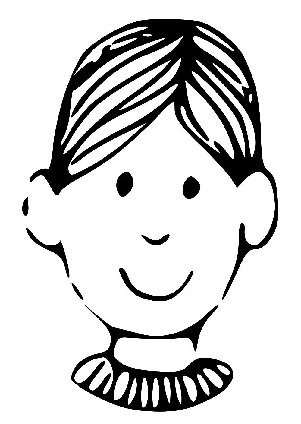 999x1406 Face Art Drawings Of A Boy Face Art Drawings Of A Boy