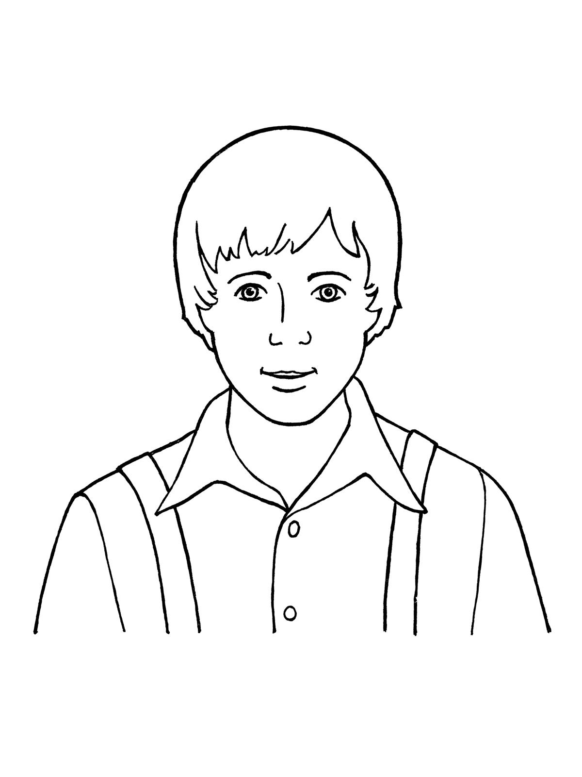 1200x1600 Joseph Smith As A Young Boy