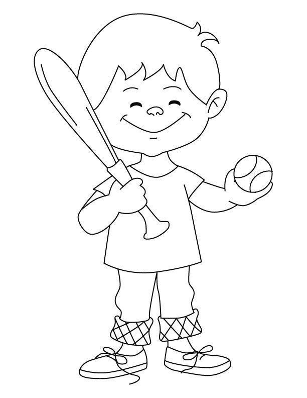 612x792 Boys Sports Coloring Pages Free Coloring Pages Printable