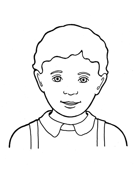 447x596 Primary Boy