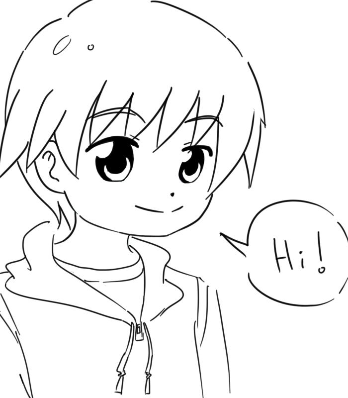 700x800 Cute Boy By Yakumochan123