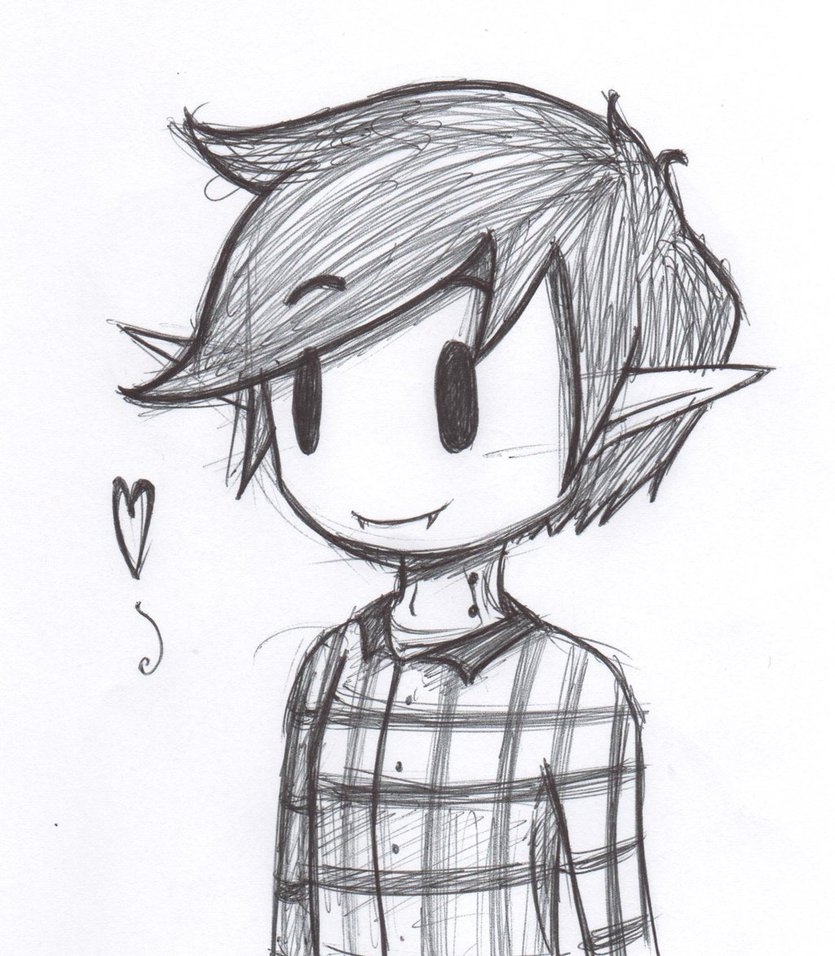 835x956 Little Boy Drawing Tumblr