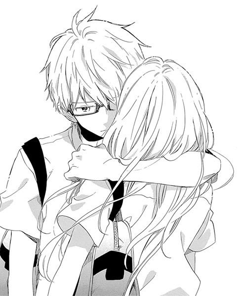 500x600 Drawing Of Girl And Boy Tumblr It'Ll Be Alright Dibujos