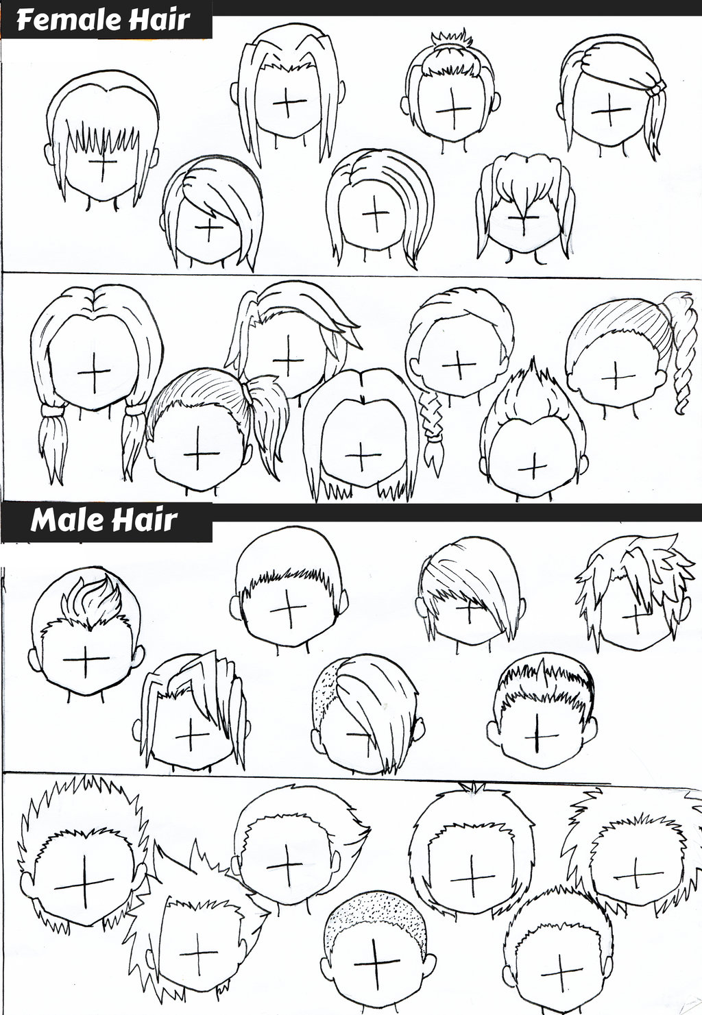 1024x1481 Seven Disadvantages Of Chibi Hairstyles And How You Can Workaround