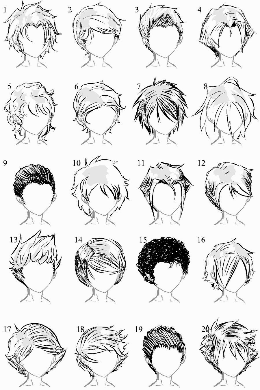 900x1350 Short Mens Hairstyle