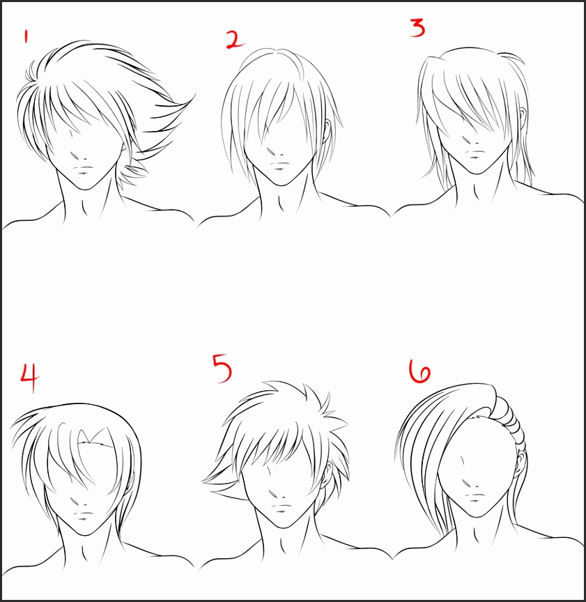 841x864 Anime Guy Hair Styles Co2bl Lovely Anime Hairstyles For Guys