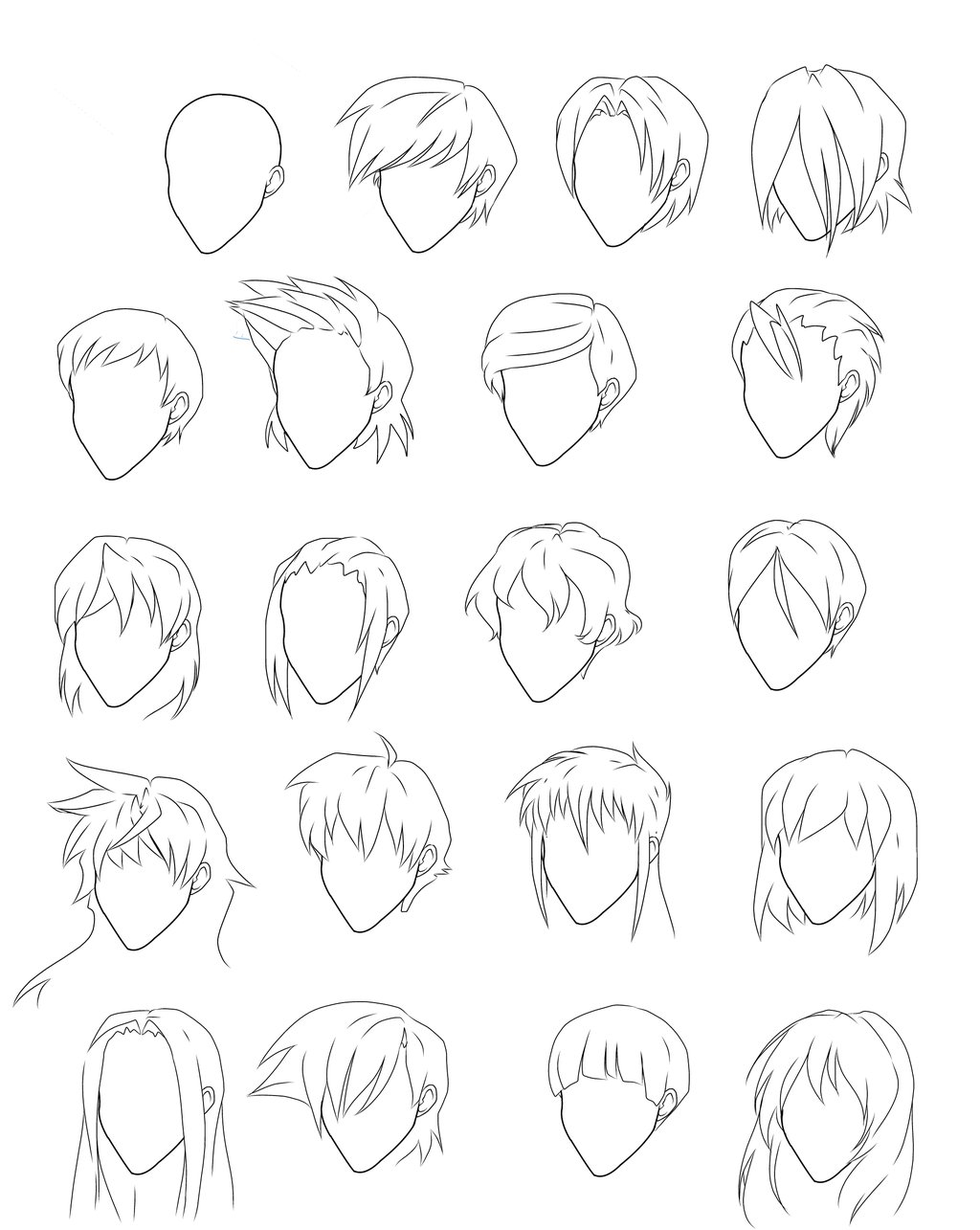 1024x1285 Boy Hairstyles By 1tomboy