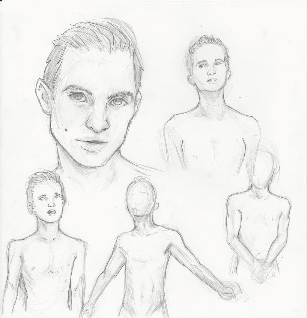 1024x1060 Brendon Urie Girlsgirlsoys Character Sketch 3 By Nicolelekach
