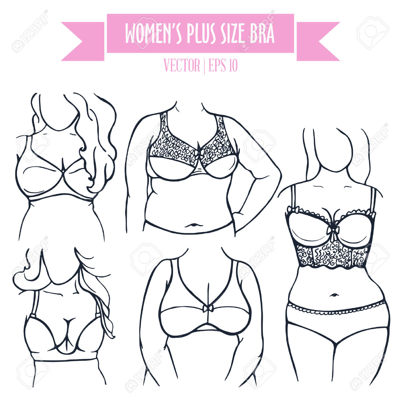 1300x1300 Different Types Of Drawing Styles Different Types Of Bra For Women