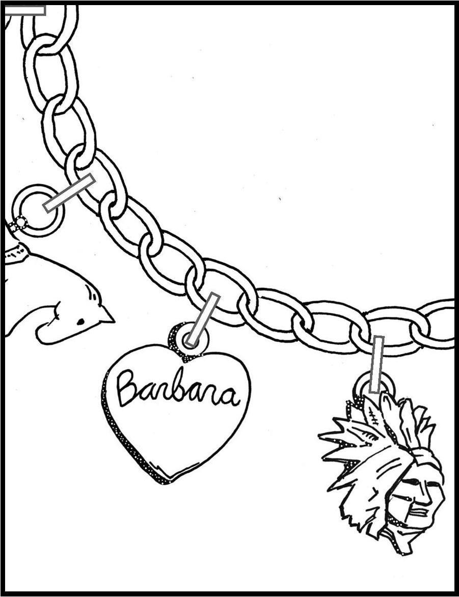 901x1172 Barbara's Charm Bracelet Carl Grimsman