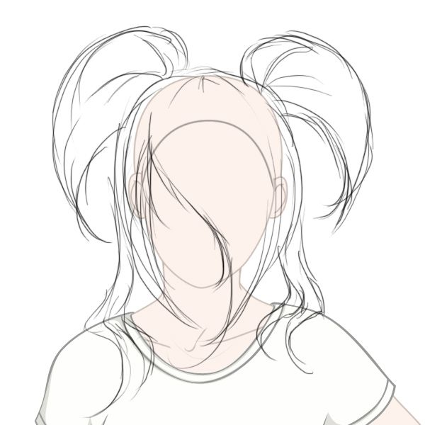 600x600 598 Best Hair Reference Images On Drawing Ideas