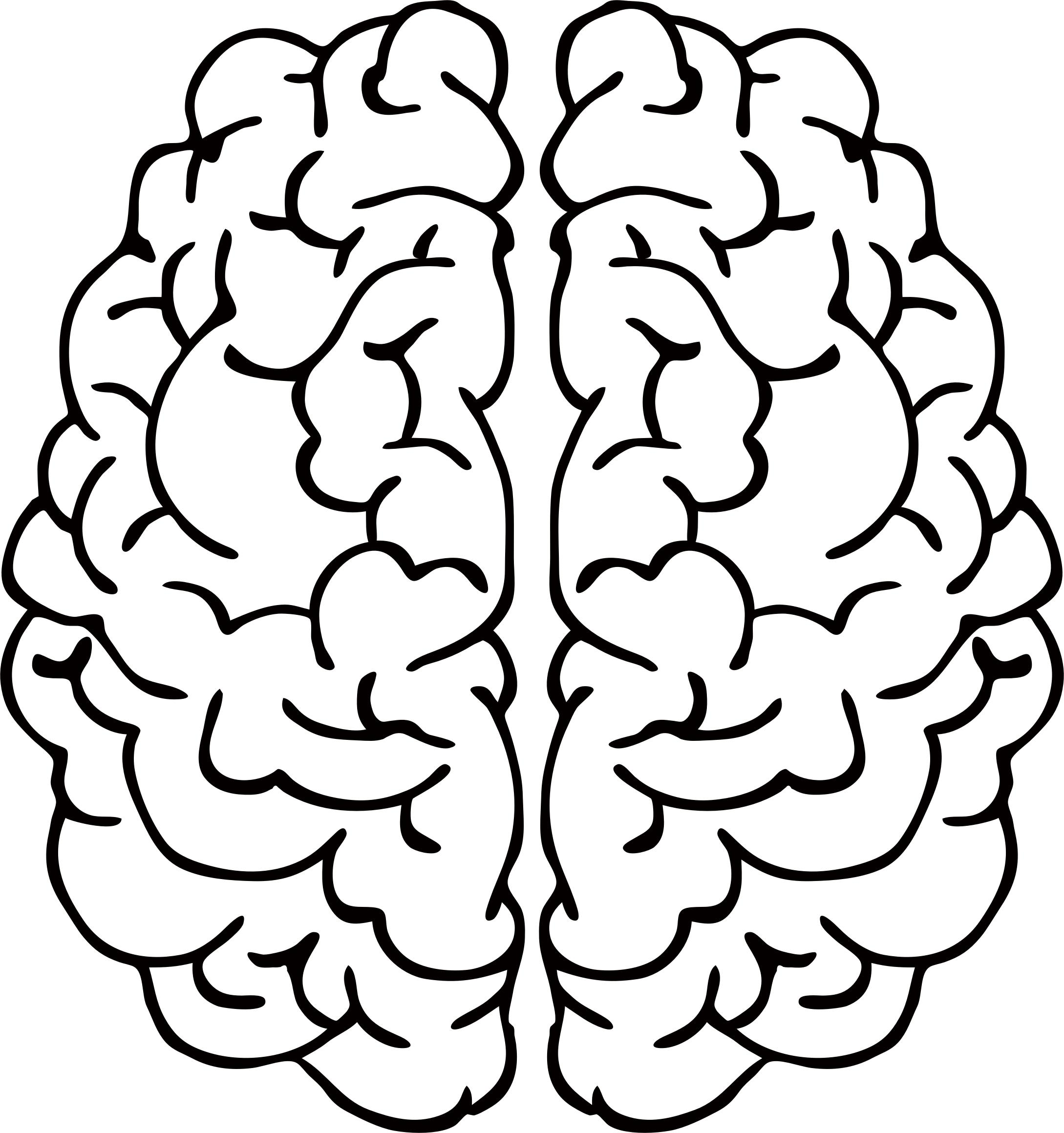 2178x2320 Free Brain Icons Png, Bra N Images