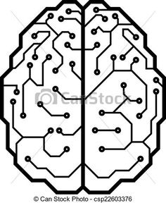 236x288 Image Result For Brain Line Drawing Logo Drawings