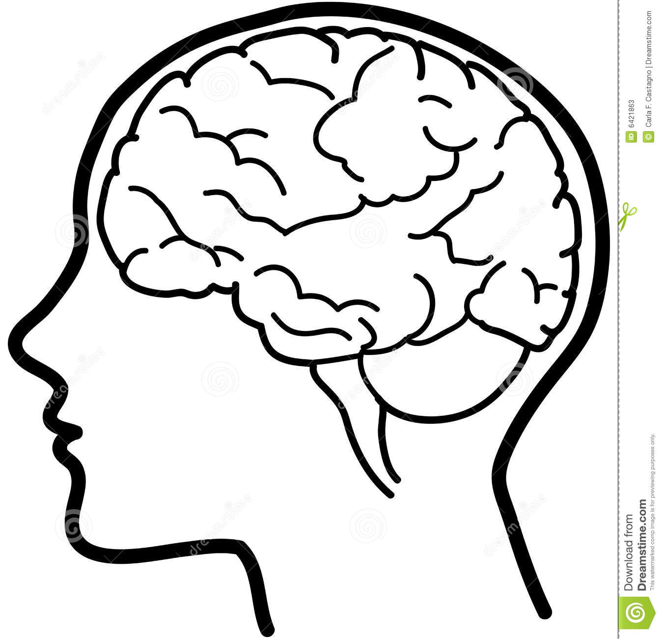 brain outline drawing at getdrawings com free for personal use rh getdrawings com clip art brain cartoon clip art brainstorming