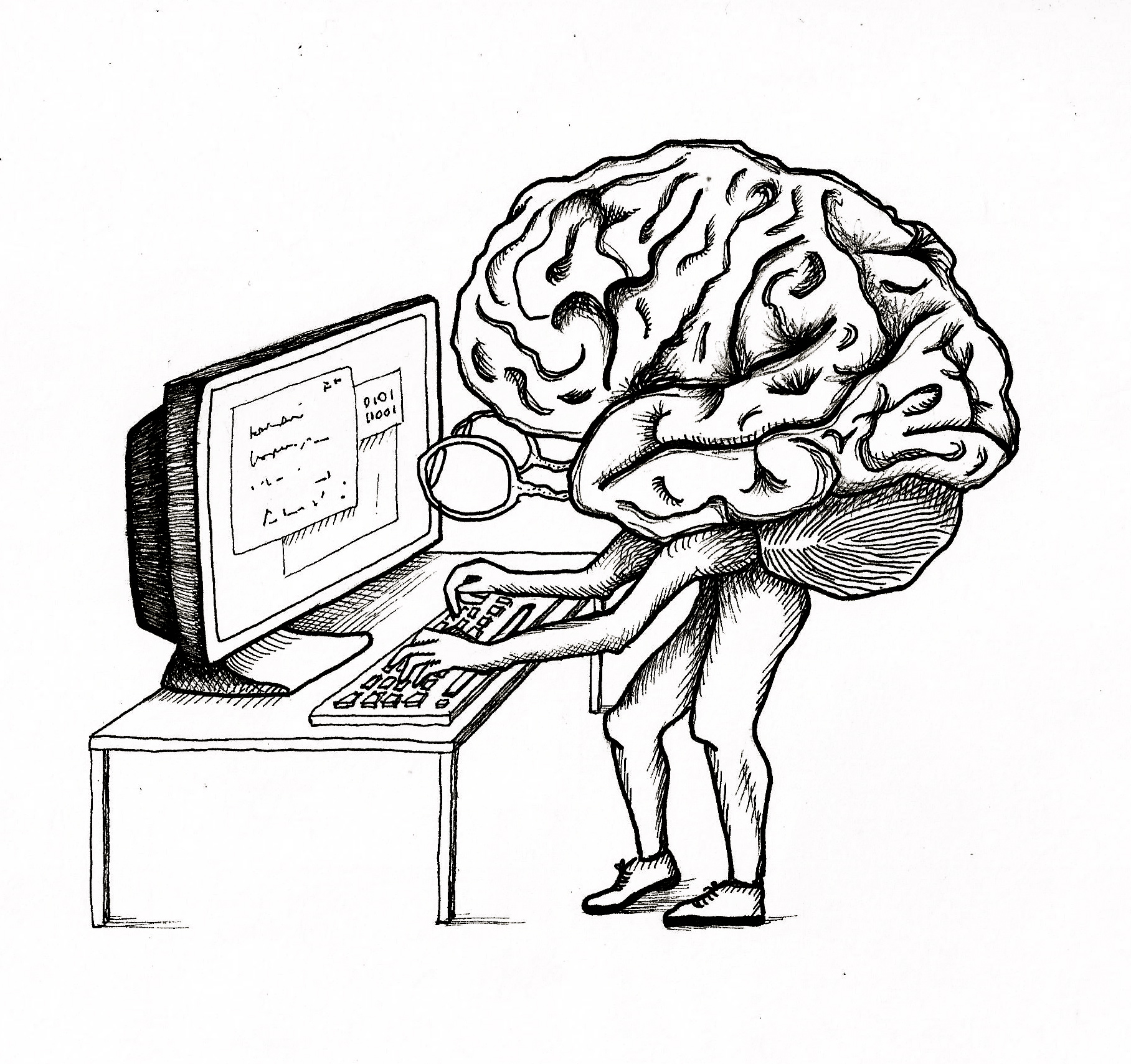 1816x1709 Episode 6, Series 2 Brains And Computers The Life Sciences Podcast