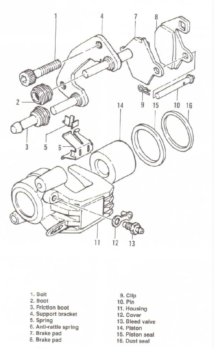 Brakes Drawing At Free For Personal Use Drum Brake Assembly Diagram 750x1221 Dans Motorcycle Hydraulic And Clutch