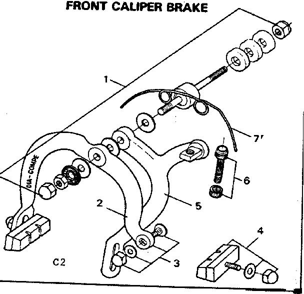 Brakes Drawing At Getdrawings Com