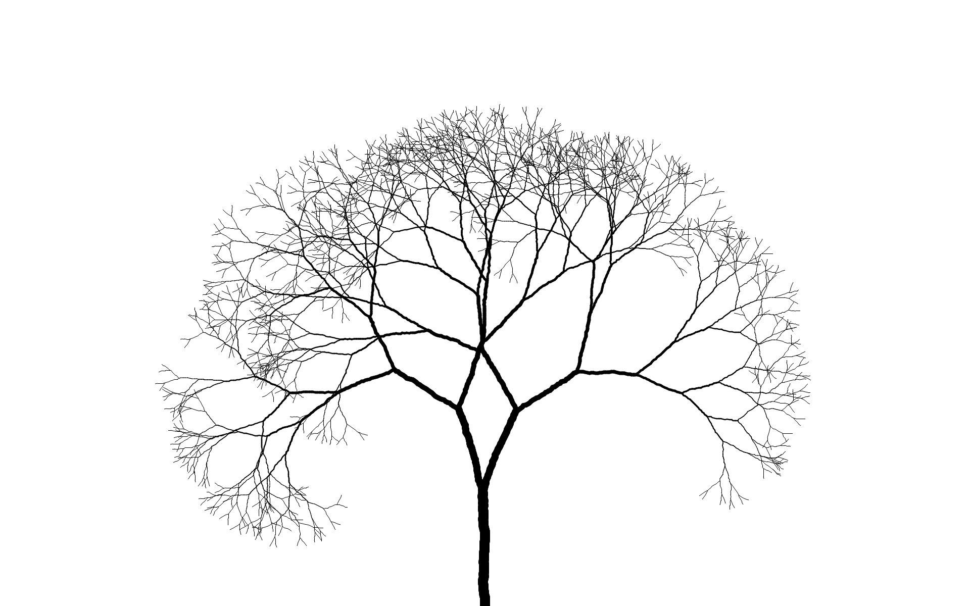 1920x1200 Tree Branch Drawing Inkscape Tutorial How To Draw A Tree Branch